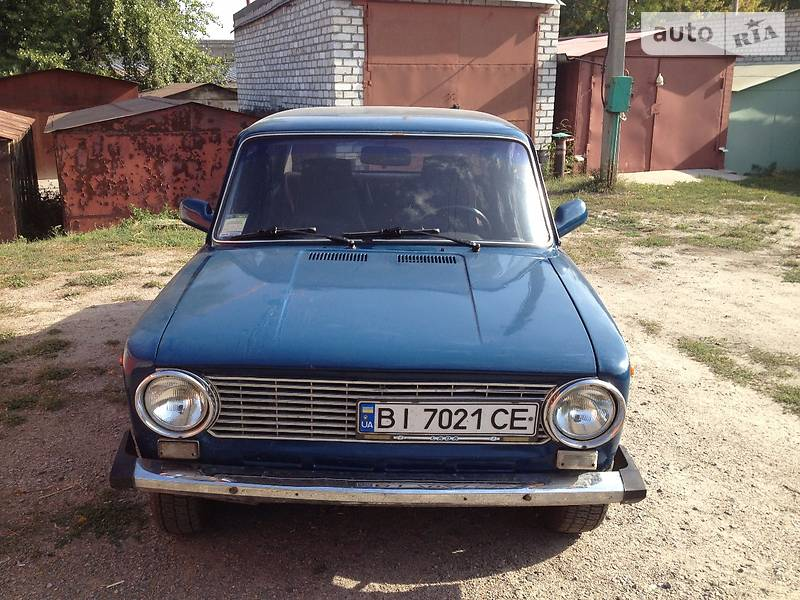 Lada (ВАЗ) 2101 1971 года
