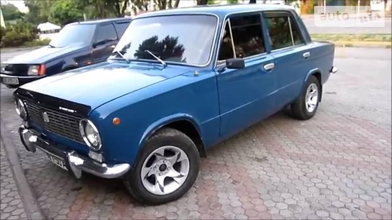 Lada (ВАЗ) 2101 1987 року