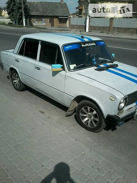 Lada (ВАЗ) 2101 1974 года
