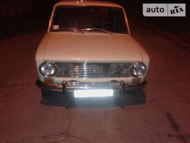 Lada (ВАЗ) 2101 1981 года