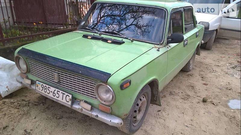Lada (ВАЗ) 2101 1980 року