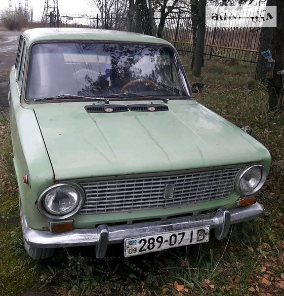 Lada (ВАЗ) 2101 1986 року