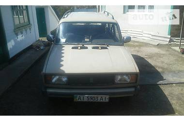 ВАЗ 2104 1500 1986