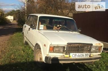 ВАЗ 2104  1986