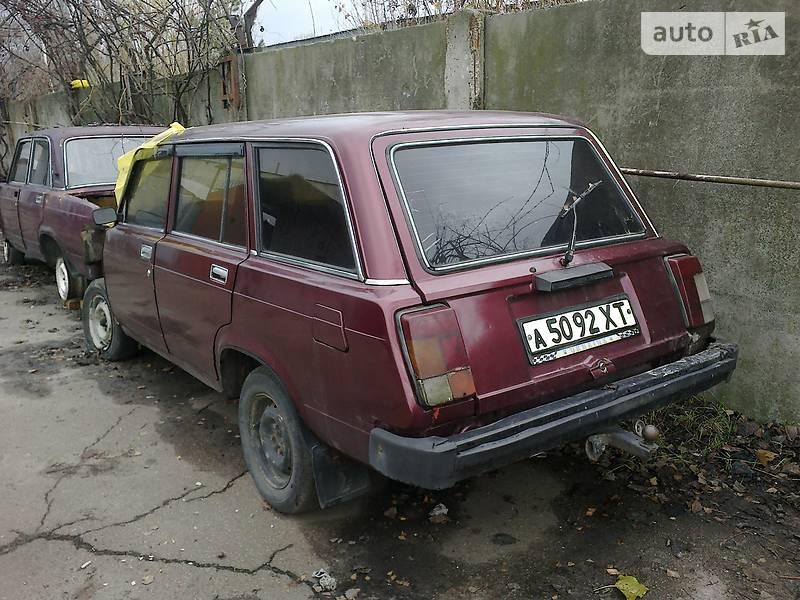 Lada (ВАЗ) 2104 1986 року