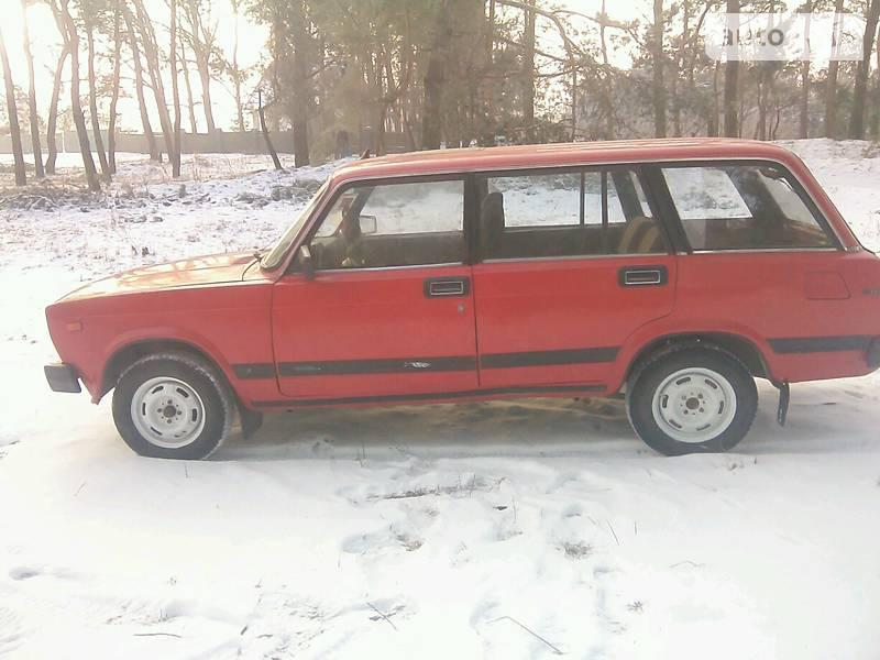 Lada (ВАЗ) 2104 1991 року