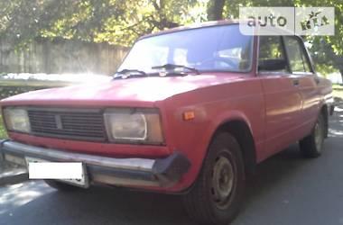 ВАЗ 2105 2105 1.3 1984