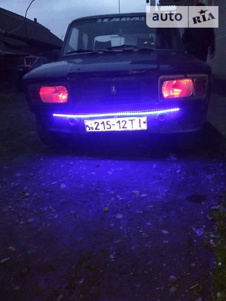 Lada (ВАЗ) 2105 1986 року