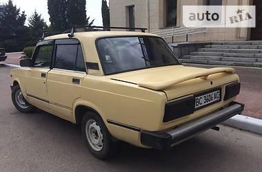 ВАЗ 2105 2105 1.3 1986
