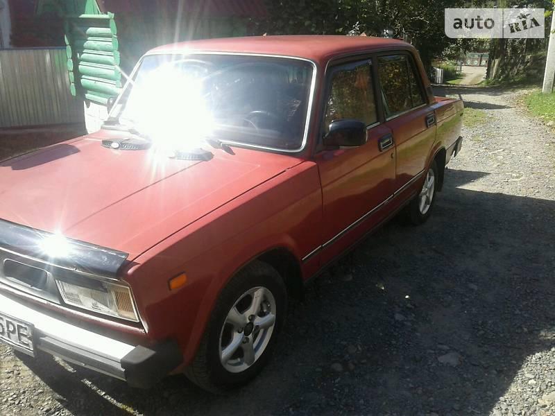 Lada (ВАЗ) 2105 1984 року