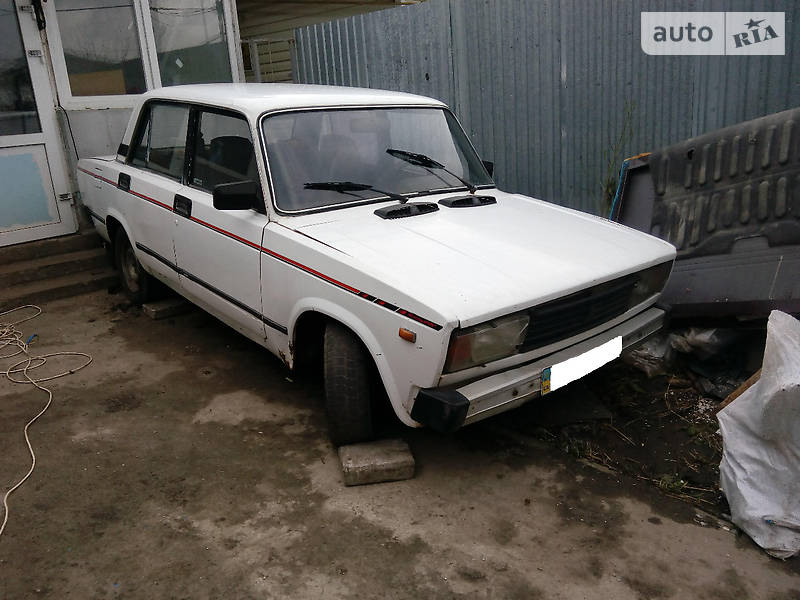Lada (ВАЗ) 2105 1982 года