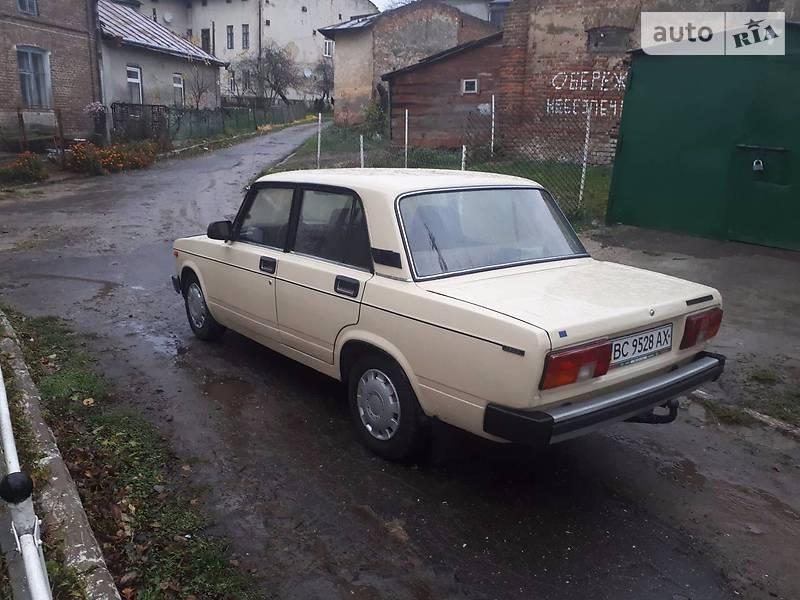 Lada (ВАЗ) 2105 1987 года