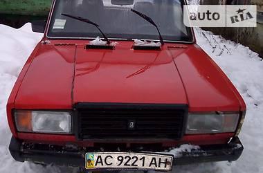 ВАЗ 2105  1985