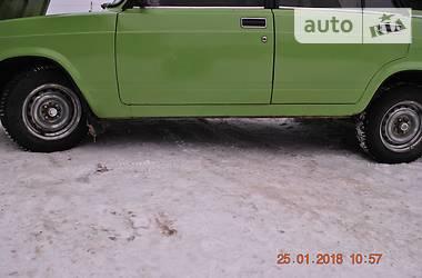 ВАЗ 2105 2105 1.3 1981