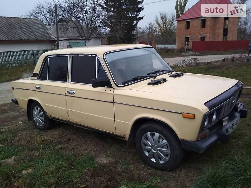 Lada (ВАЗ) 2106 1987 года
