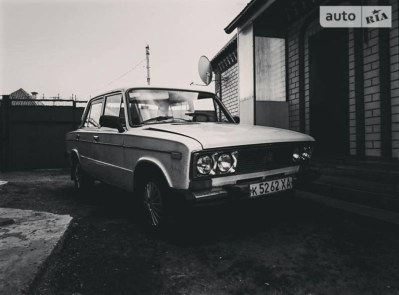 Lada (ВАЗ) 2106 1986 года