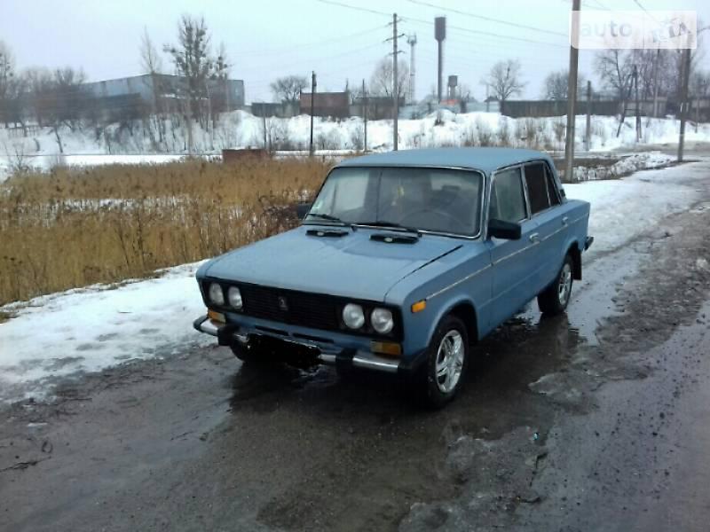 Lada (ВАЗ) 2106 1988 року
