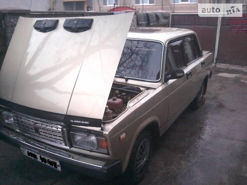 Lada (ВАЗ) 2107 1990 года