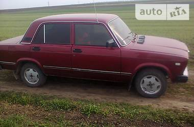ВАЗ 2107 1991