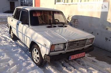 ВАЗ 2107 2107 1.5  2007