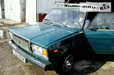 ВАЗ 2107 probeg 27 2003