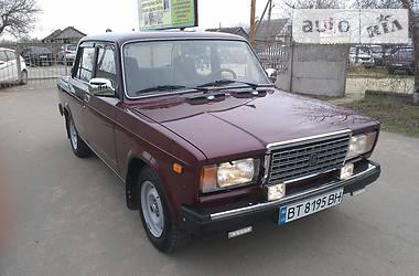 ВАЗ 2107 2107i 1.6 2008