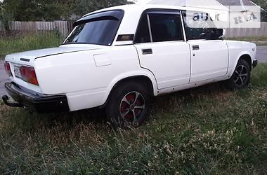 ВАЗ 2107  1993