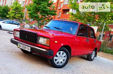 ВАЗ 2107 1.5 // Gaz-Benzin 2001