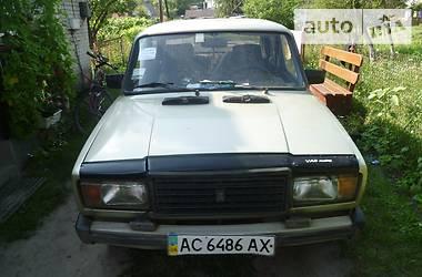 ВАЗ 2107  1995