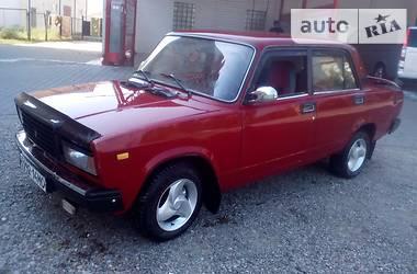 ВАЗ 2107  1992