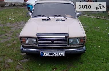 ВАЗ 2107  1983
