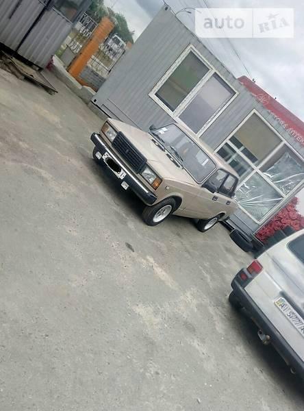 Lada (ВАЗ) 2107 1986 года
