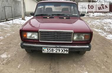 ВАЗ 2107 21074 1.6 1995