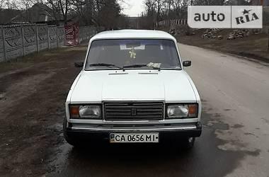 ВАЗ 2107 2107 1.5 1989