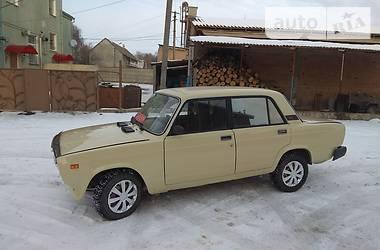 ВАЗ 2107  1985