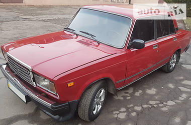 ВАЗ 2107  1990