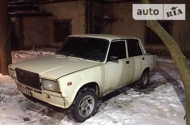 ВАЗ 2107 21074 1.6 1983