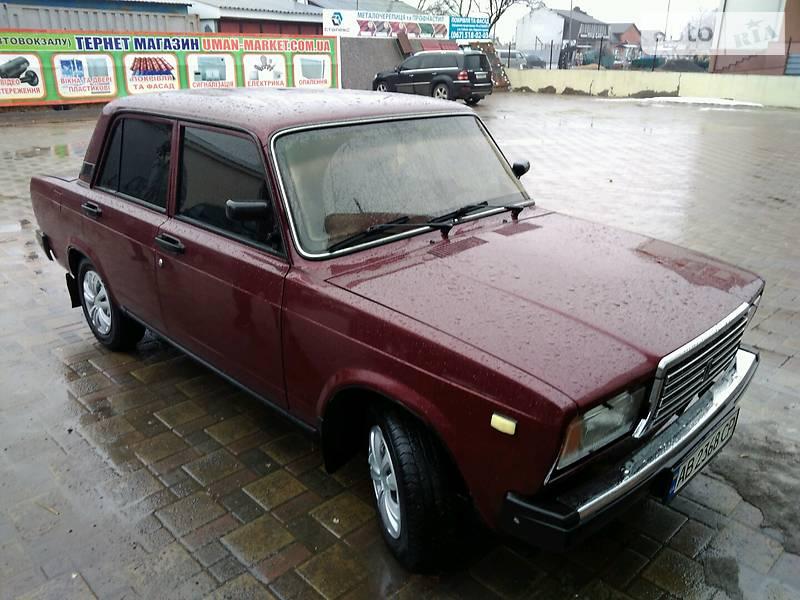 Lada (ВАЗ) 2107 2007 року