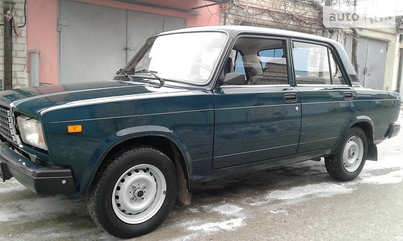 Lada (ВАЗ) 2107 2009 року