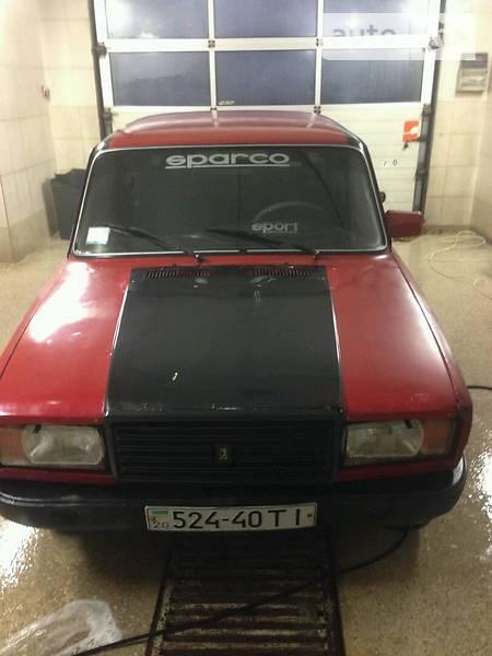 Lada (ВАЗ) 2107 1987 року
