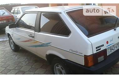 ВАЗ 2108 21081 1.1 1991