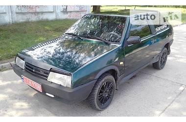ВАЗ 2108 21083 1.5 1987