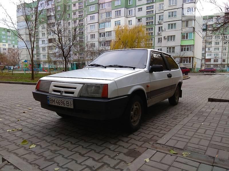 Lada (ВАЗ) 2108 1989 года