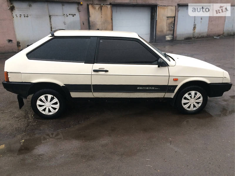 Lada (ВАЗ) 2108 1989 року