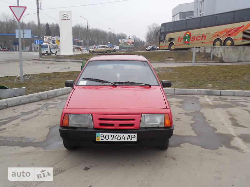 ВАЗ 2109 (Балтика)