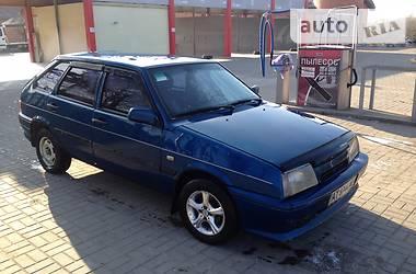 ВАЗ 2109 (Балтика) 1.5i 1998