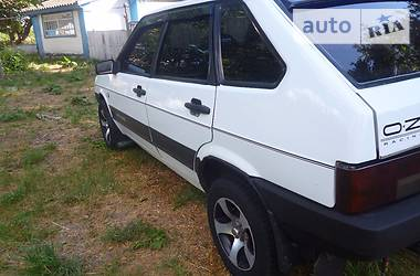 ВАЗ 21093  1996
