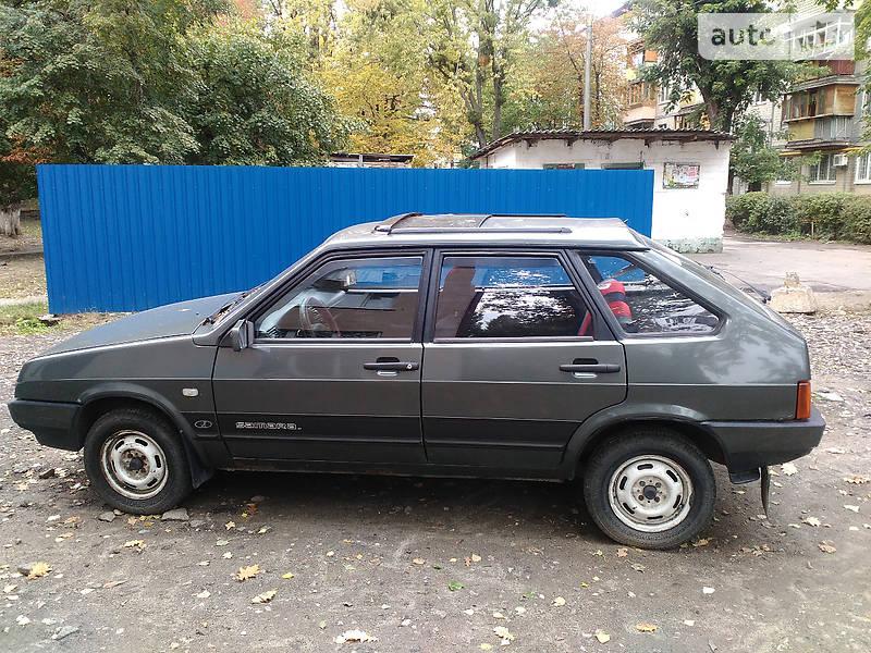 Lada (ВАЗ) 21093 1991 года