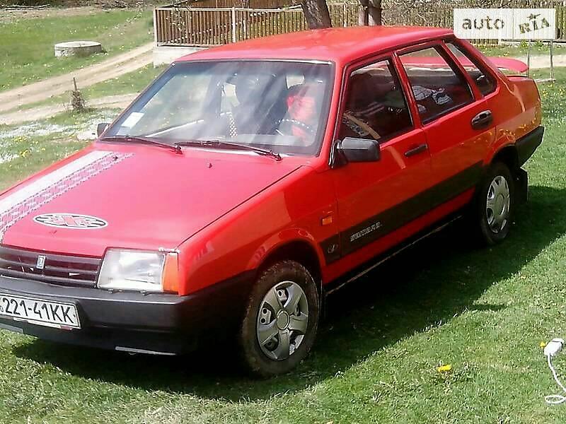 Lada (ВАЗ) 21099 1995 року