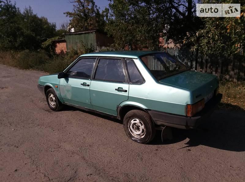 Lada (ВАЗ) 21099 2003 року